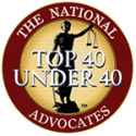 The National Advocates 2017 Top 40 Under 40 President and Vice President
