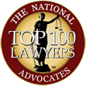 The National Advocates Top 100 2017 President- Michael Cardamone